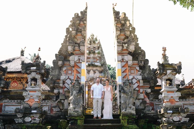 The Kayon Resort Ubud, Bali - Wedding Photo by Rudy Lin